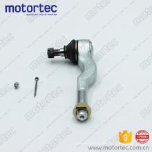 Qualidade peças de suspensão tirante da barra de direcção para MITSUBISHI MB-831044, Garantia de 24 meses
