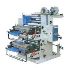 Machines d'impression de Flexo de deux couleurs
