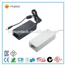 Impressora 3D 24 volts 2.5 amps ac / dc adaptador eficiência energética alta