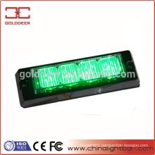 Auto Lighting System Versatile Mount Green Led Strobe Light (GXT-4)