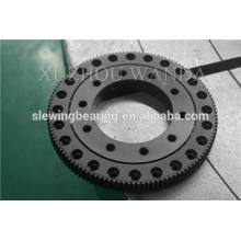 crane used black coating Single-Row rotary bearing
