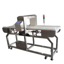 Detector de metais de aço inoxidável para arroz / chá / doces / frutas / suco / bebida etc -EJH-D300