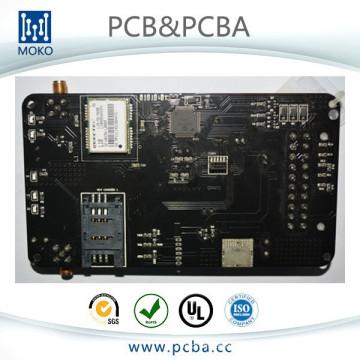 Fabricante profesional del pcb de los Gps, montaje del pcb de los gps, fabricación del OEM del perseguidor gps todo en uno