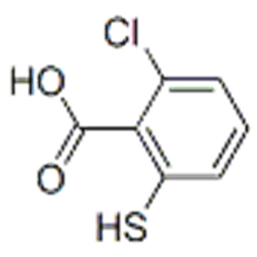 2-Chloro-6-mercaptobenzoic acid CAS 20324-51-0