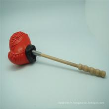 bâton mini masseur en bois