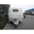 Trailer de viagens RV mini-trailer para camping