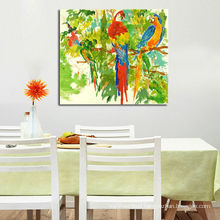 Classical Bird Canvas Prints Wall Painting