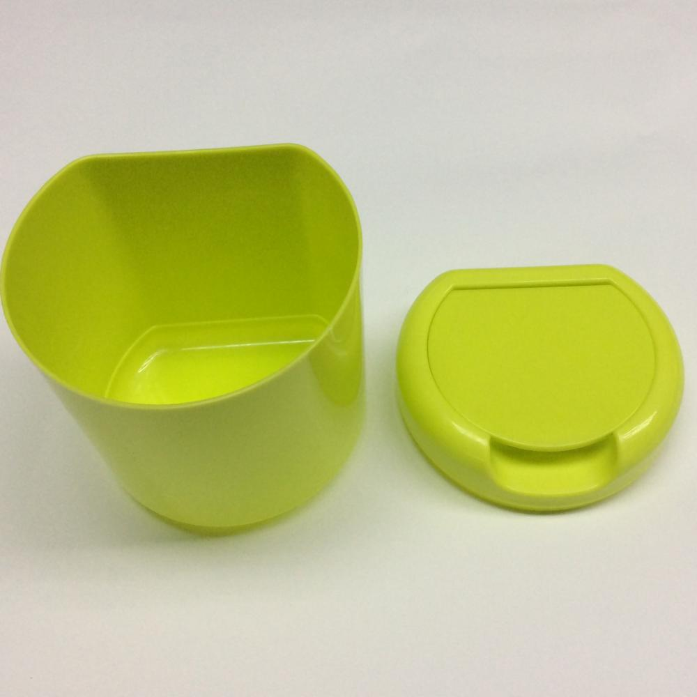 Plastic Round Garbage Storage Box