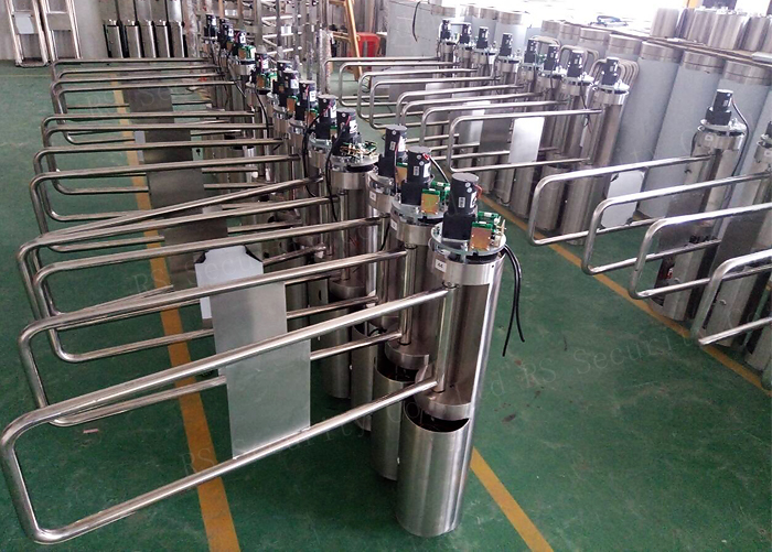 Supermaket Swing Turnstile