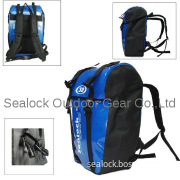 pvc bag to be waterproof backpack for outdoor gear