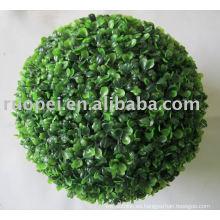 Bola decorativa Palstic Artificial Grass