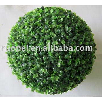 Boule d'herbe artificielle décorative Palstic
