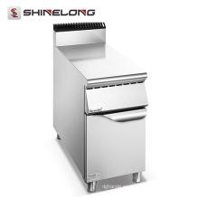 La misma altitud con la cocina de la serie 900 La mesa de trabajo de acero inoxidable con el gabinete inferior