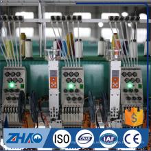 624 cuerda fácil y dispositivo de la lentejuela máquina de bordar computarizada