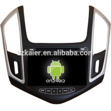 Glonass/GPS android 4.3 car navigator for Chevrolet Cruze 2013 with GPS/Bluetooth/TV/3G/WIFI