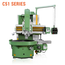 Máquina de torno vertical Hoston com certificado CE