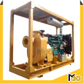 Pompe auto-amorçante horizontale en fonte