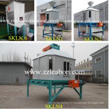Machine de refroidissement de granule en bois à contre-courant vertical de biomasse