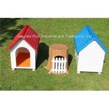 Soem-Plastik faltete u. Entfernbare Hundekäfig-Form