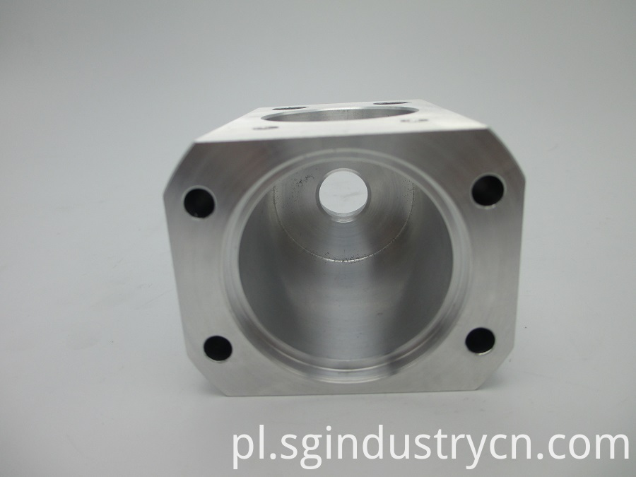 Milling Machining Parts Service