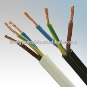 buliding wire BVVB electrical cable 450/750V