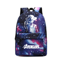 Starry Sky Durable Outdoor Custom School Backpack