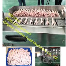 Machine à couper / couper les pieds au poulet / poulet