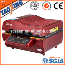 8 in 1 3d sublimation heat press machine