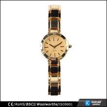 Reloj de cuarzo sr626sw de Japón de las mujeres de la muñeca de la promoción