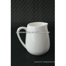creamer white body bone china porcelain wholesale milk creamer cookware set