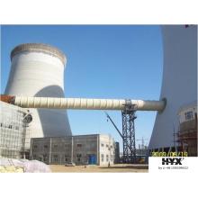 Chimenea FRP para equipos de absorción de gas