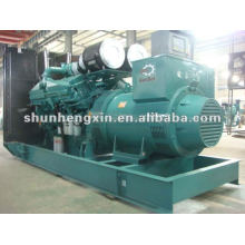 1000kva gerador de energia diesel definido por Cummins Engine
