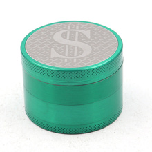 UV printed four-layer smoke grinder 2020