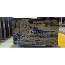 Semi precious big blue sodalite slabs