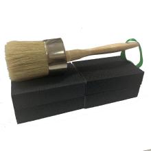 1pc Large Size Chalk and  Wax Brush & 4pcs Sanding Sponge Set