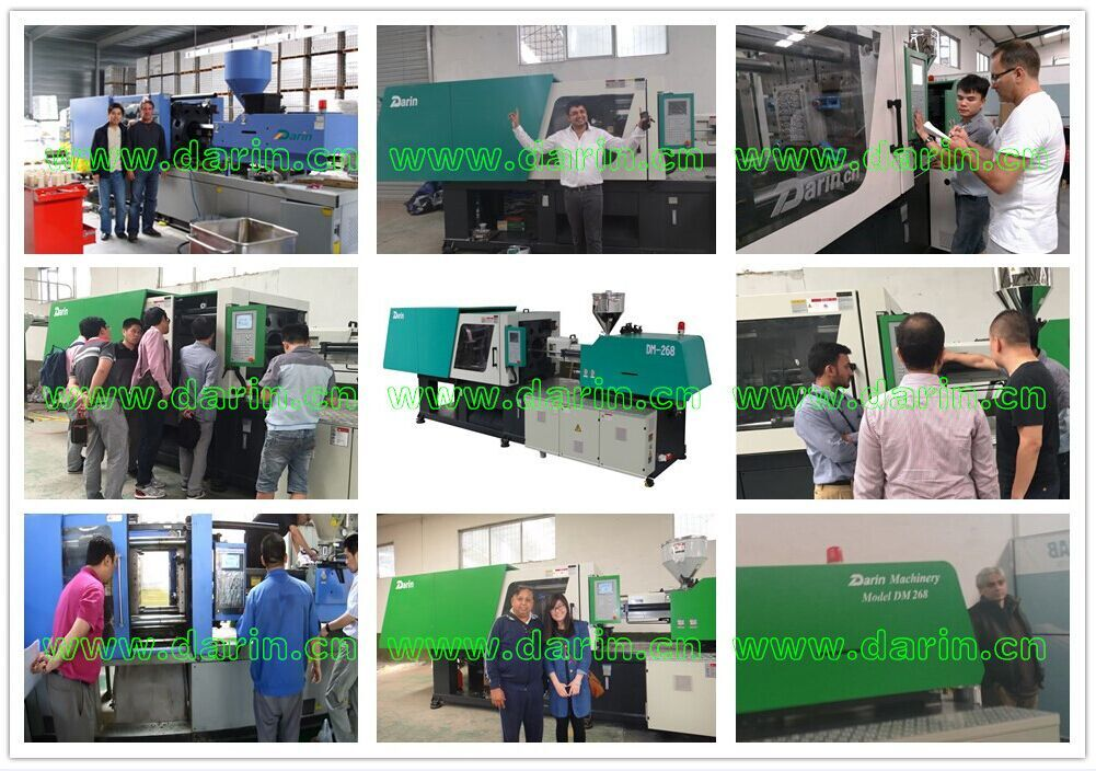 moulded machine