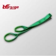 100% Polyester Flat Webbing Sling Belt Lifting Sling