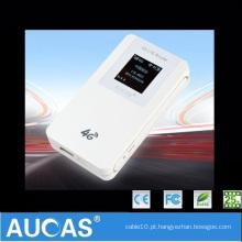 3g gps router wifi com slot para cartão SIM