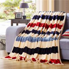 Промо зимние хорька кашемира шерстяное одеяло