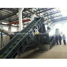 High Speed Waste Plastic Pet Bottle Recycling Machine Line