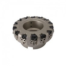Indexable CBN Surface Milling Cutter