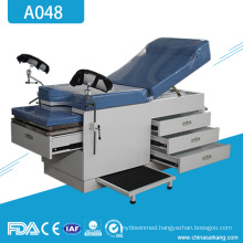 A048 Hospital Medical Gynecological Examination Table