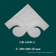 interior item Polyurethane modern decorative corner accessories