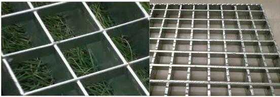 Galvanized Floor Gratings