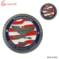 Cheap Custom Chief Eagle Antique Souvenir Coin