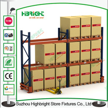 Industrial Warehouse Heavy Duty Pallet Rack