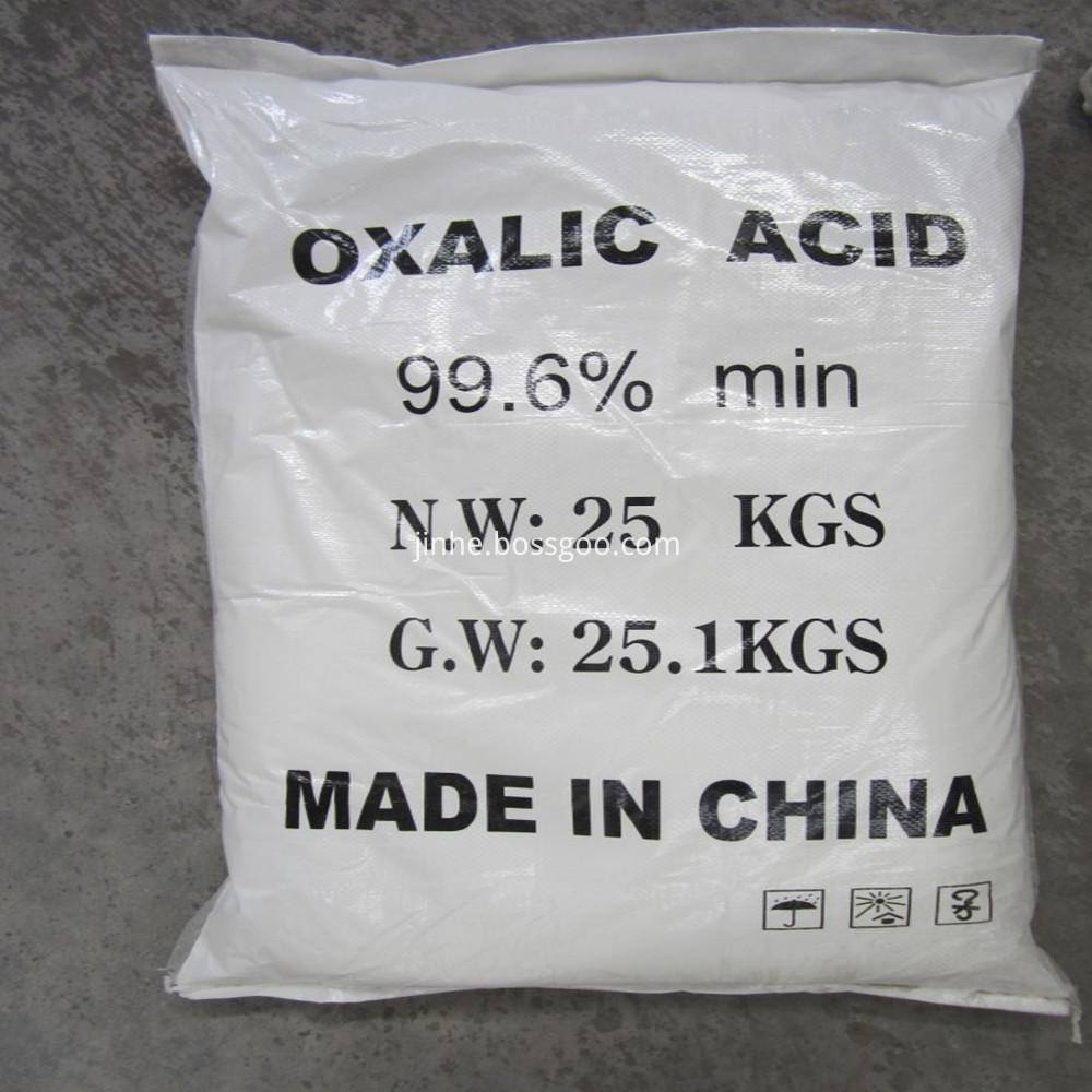 Industrial Grade Oxalic Acid