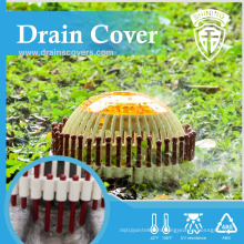 DC-D1810A Garden Ornament Outdoor Roof Drain Strainer