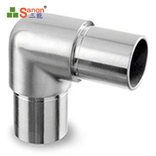 Hunting detail stainless steel cast elbow SS304/201 removable elbow polished or brushed