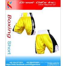 100% Polyester Boxing Shorts for men / women